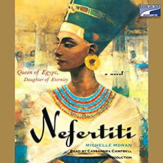 Nefertiti audiobook cover art
