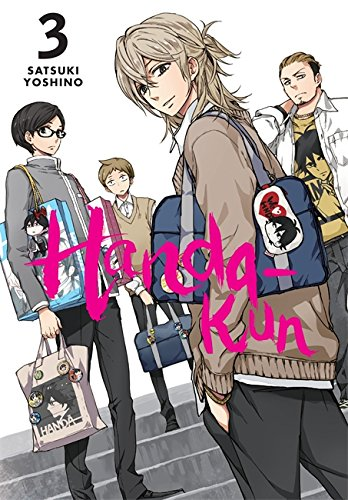 Handa-kun, Vol. 3