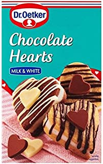 Dr Oetker Chocolate Hearts 40g