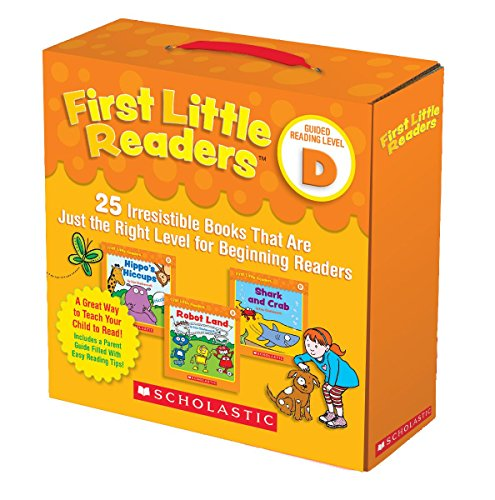 Compare Textbook Prices for First Little Readers Parent Pack: Guided Reading Level D: 25 Irresistible Books That Are Just the Right Level for Beginning Readers Box Edition ISBN 0078073111503 by Charlesworth, Liza