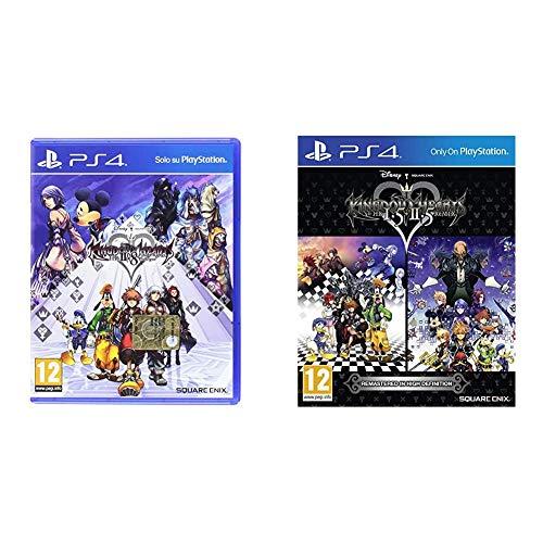 Kingdom Hearts HD 2.8 Final Chapter: Prologue - PlayStation 4 & Hearts HD 1.5 2.5 Remix Ps4 Playstation 4