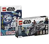 Collectix Lego 75311 Star Wars Imperial Marauder - Juego de figuras de Lego (cubierta blanda)
