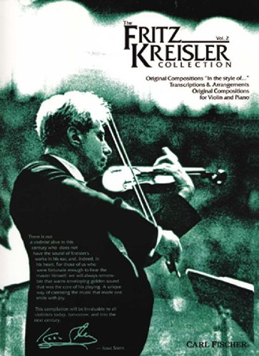 The Fritz Kreisler Collection - Volume 2