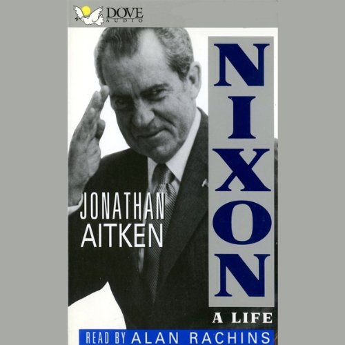 Nixon audiobook cover art