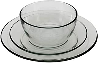 Best glass dishes set Reviews