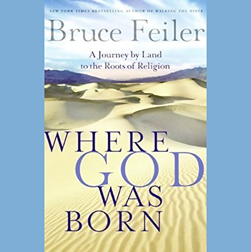 Where God Was Born audiobook cover art