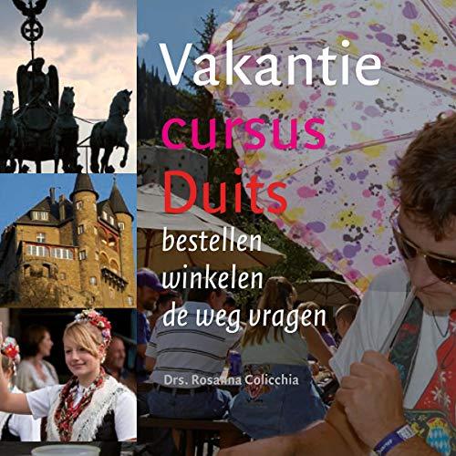 Couverture de Vakantiecursus Duits