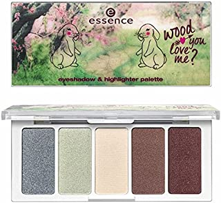 Essence Wood You Love Me? Eyeshadow & Highlighter Palette 01 From The Forest, With Love