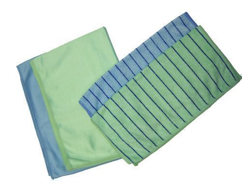 Aqua Clean Fenstertuchsystem 4er