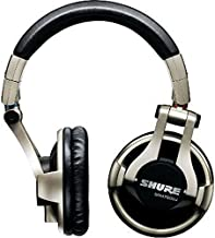 هدفون DJ حرفه ای Shure SRH750DJ (طلا)