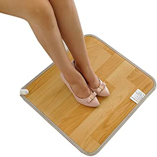 FEE-ZC Heating pad,Heating Pad for Feet, Magic Carpet Thermal Pad Base, Adjustable Electric Heating Heating Pads for Pads ...