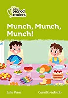 Level 2 - Munch, Munch, Munch! (Collins Peapod Readers)