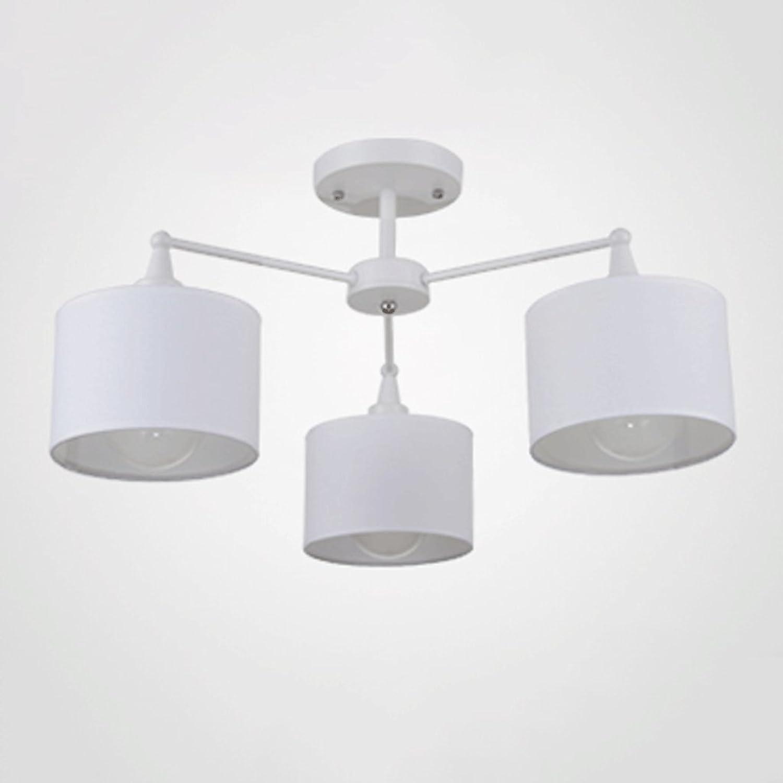 WXH-plafonnier Moderne et simple Lumières de salon Luminaires de chambre à coucher Restaurant Ronde Luminaires ménagers Plafonnier nordique (Couleur   A)