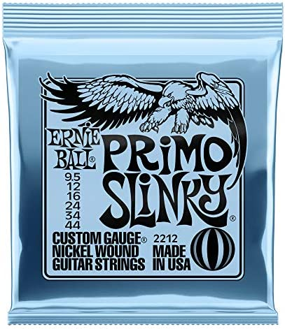 Ernie Ball Electric Guitar Strings P02212 product image