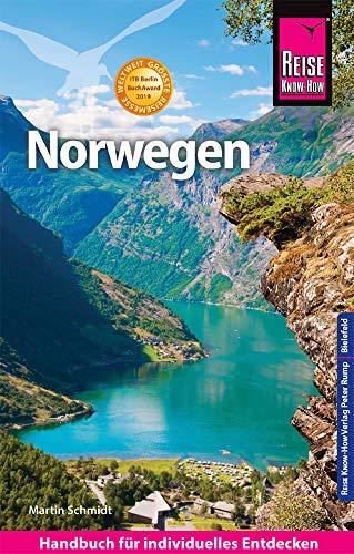 Reise Know-How Reiseführer Norwegen
