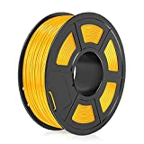 Love 3D Printing: PLA 3D filament has the advantages of high purity with low shrinkage and superb layer bonding, meeting your demands for different printing projects. 3D Printer PLA Filament Using Tip: PLA 3D Printer Filament Extrusion/Nozzle Tempera...