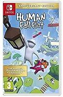 Human: Fall Flat - Anniversary Edition (Nintendo Switch) (輸入版)