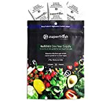 Zuperfresh Produce Saver 16 Packets, Extend the Life of Your Fruits & Vegetables, Absorbs Ethylene Gas Which Cause Produce to Over Ripen & Spoil
