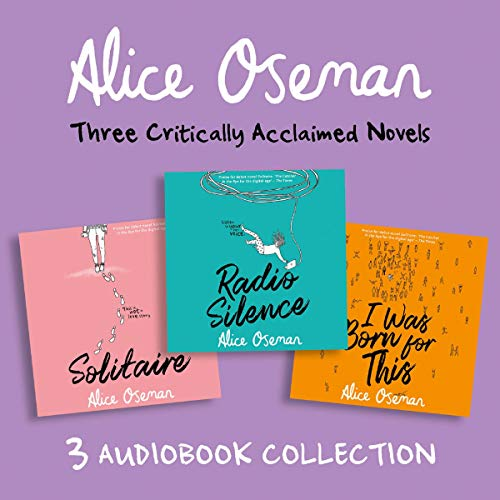 Alice Oseman Audio Collection audiobook cover art