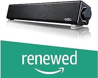 (Renewed) F&D E200 Soundbar Speaker System (Black)