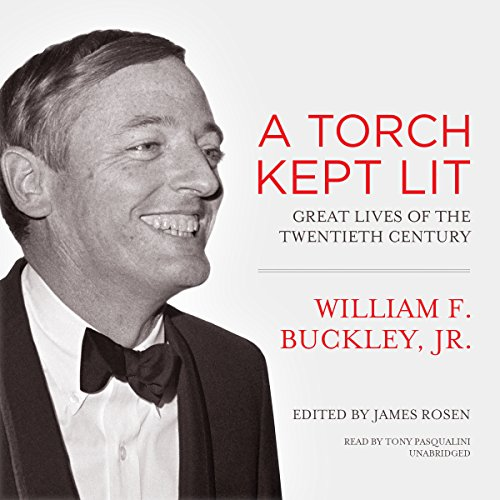 A Torch Kept Lit audiobook cover art