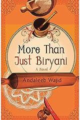 More than Just Biryani Kindle Edition