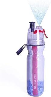 Insulated Keep Cool Mist Spray Gym Bottle Sport Water Bottle