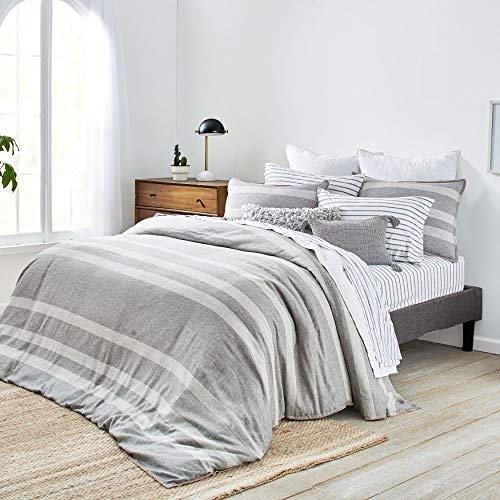 Splendid Home Carmel Comforter Set, Full/Queen, Light Charcoal
