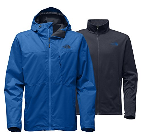 The North Face Men's Arrowood Triclimate Jacket - Turkish Sea - M