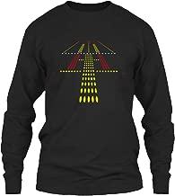 Runaway Night View Tshirt Long Sleeve Tshirt - Gildan 6.1oz Long Sleeve Tee