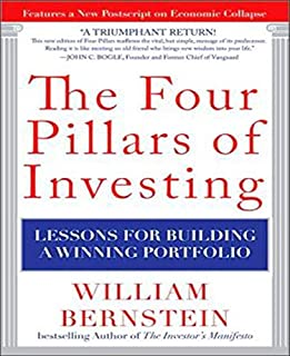 The Four Pillars of Investing: Lessons for Building a Winning Portfolio (0071747052) | Amazon price tracker / tracking, Amazon price history charts, Amazon price watches, Amazon price drop alerts