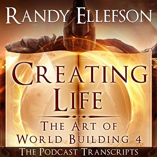 Creating Life - the Podcast Transcripts audiobook cover art