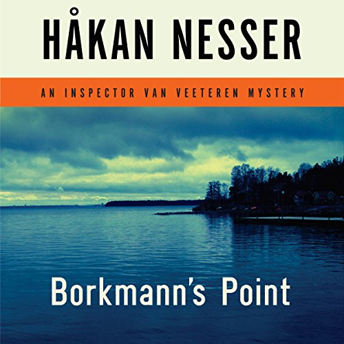Borkmann's Point audiobook cover art