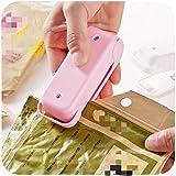 FANPING Bag Sealer Mini-Haushalt Hand Press Lebensmittel Sealer Plastikbeutel-Verpackungsmaschine...