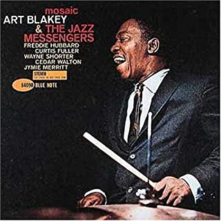 Mosaic [European Import] by Art Blakey and the Jazz Messengers (1992-05-13)