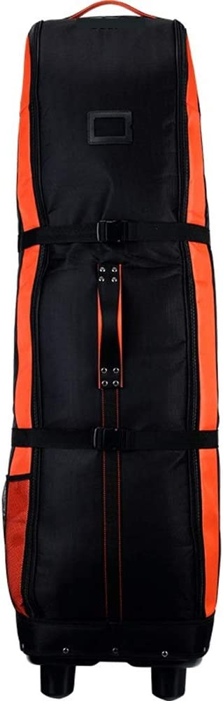 Rnwen Golf Air Bag Travel Dedication Covers safety with Whee Bags