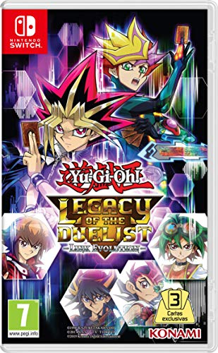 Yu-Gi-Oh! Legacy of the Duelist: Link Evolution Switch