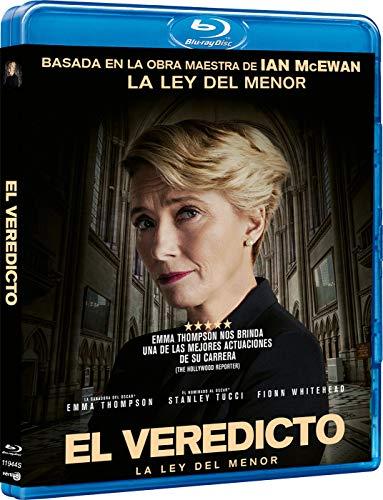 El Veredicto: La Ley Del Menor [Blu-ray] Fionn Whitehead