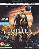 Jupiter : Le Destin de l'univers [4K Ultra HD + Blu-Ray + Digital Ultraviolet]