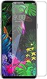 Für LG G8 Thinq 9H Ultradünne Displayschutzfolie aus gehärtetem Glas, 2 Stück Ultra Clear Schutzfolie für LG G8 Thinq