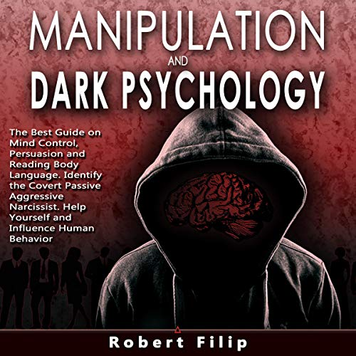 『Manipulation and Dark Psychology』のカバーアート