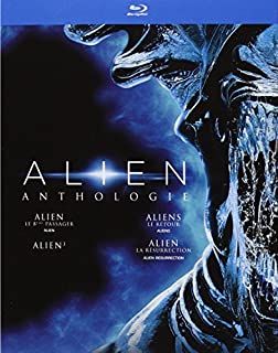 Alien Anthologie [Blu-Ray] (B0047E8Y7Q)   Amazon price tracker / tracking, Amazon price history charts, Amazon price watches, Amazon price drop alerts