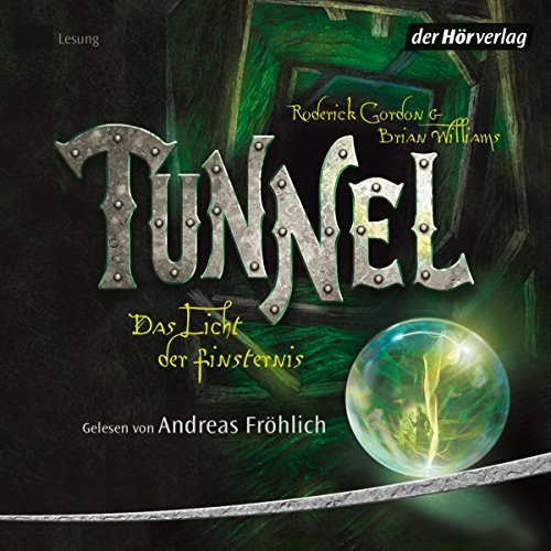 Tunnel audiobook cover art
