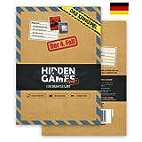Hidden Games Tatort Krimispiel Fall 4 - Ein Drahtseilakt - Escape Room Spiel (Deutsche Edition)