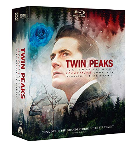 Twin Peaks - Coll.Comp. St.1-3 (Box 16 Br)
