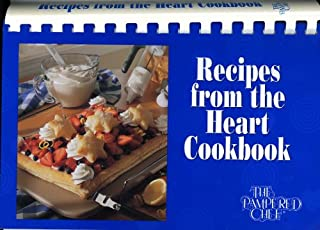 Recipes from the Heart Cookbook (The Pampered Chef)