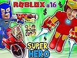 Roblox Super Rich Heroes in Superhero Tycoon!