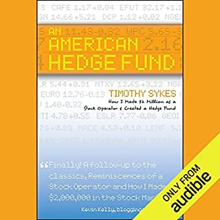 An American Hedge Fund audiobook cover art
