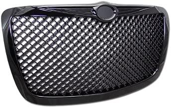 Armordillo USA 7147485 Mesh Grille Fits 2005-2010 Chrysler 300/300C - Gloss Black