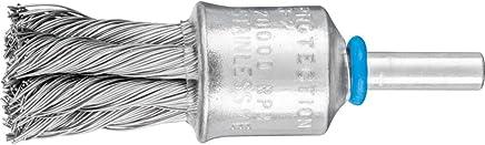 10 x PFERD Pinselbürste mit Schaft, gezopft PBG PBG PBG 1919 6 INOX 0,35 B07N2YQF5G   Queensland  f3fa20